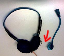Headset kaputt